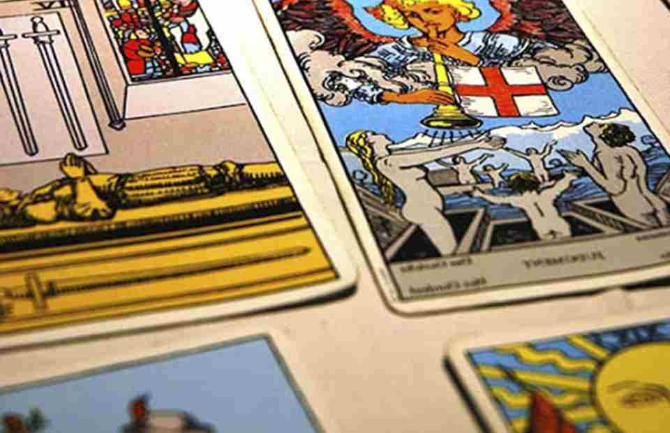 Interactive Work Tarot